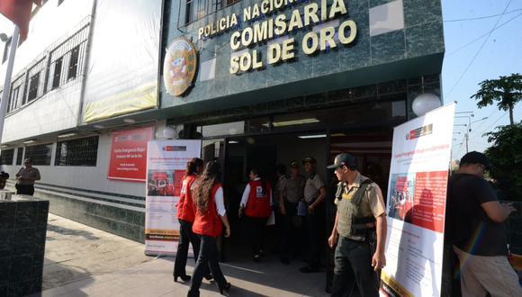 Ministra Gloria Montenegro informó que su sector solicitó prisión preventiva para confeso asesino deEstefanie Flores Mendoza (Foto: MIMP)
