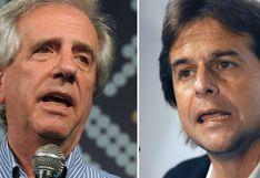 Uruguay: la transición se tensa entre Tabaré Vázquez y Luis Lacalle Pou
