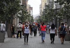 Lima soportará una temperatura máxima de 23°C, hoy jueves 26 de noviembre, según Senamhi