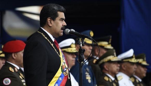 Nicolás Maduro tiene previsto asistir este jueves a una sesión en el Tribunal Supremo de Justicia, de línea oficialista y considerado el otro pilar de su gobierno. (Foto: AFP)