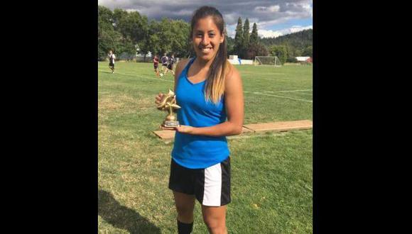 De Puerto Eten a EE.UU.: la peruana que triunfa jugando fútbol