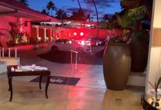 EE.UU: Hallan sin vida a hombre atrincherado en hotel de Honolulu