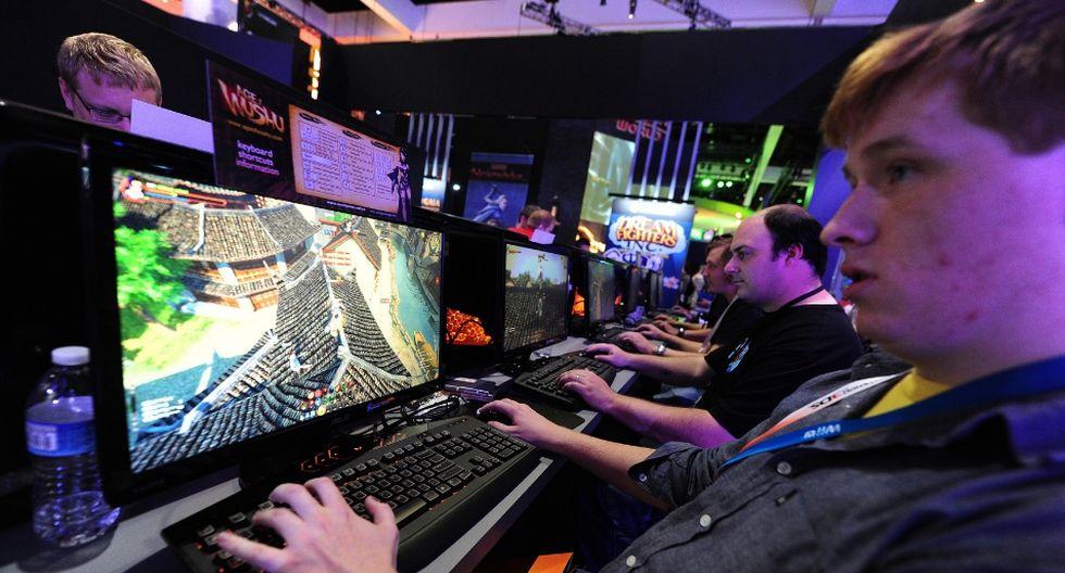 ¿Acaso los 'gamers' van perdiendo sus habilidades conforme se vuelven mayores? (Foto: Referencial - AFP)