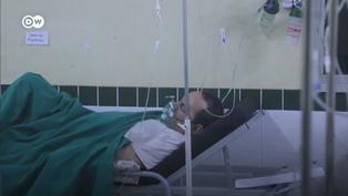 Coronavirus: Paraguay sufre duro golpe sanitario