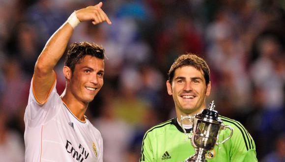 Iker Casillas interesa mucho al Arsenal, según Cazorla
