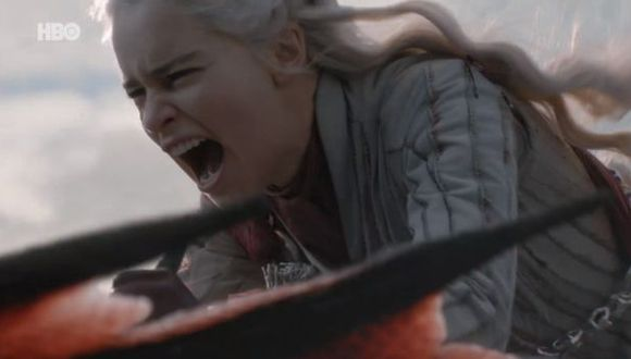 Game of Thrones 8x04: ¿qué significan estas muertes para Daenerys Targaryen? (Foto: HBO)