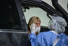 Argentina registra 368 muertos por coronavirus en un día, la mayor cifra de este año
