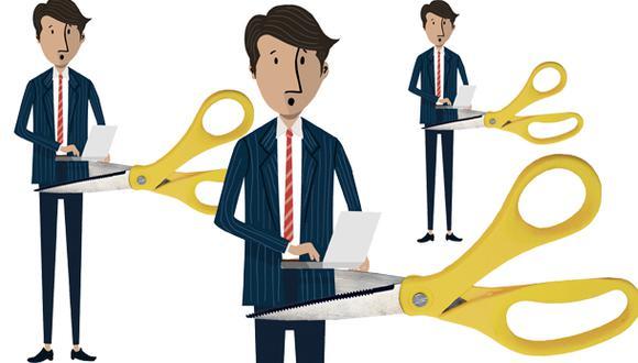 """""""Pero ¿somos empresarios o somos más bien emprendedores?"""". (Ilustración: Giovanni Tazza)"""