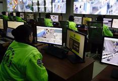 Al municipio de Lima le tarda más de un año reparar la red de cámaras de vigilancia