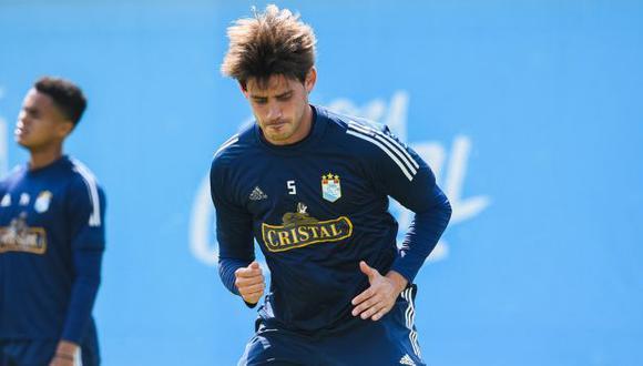 Omar Merlo renovó contrato con Sporting Cristal por dos temporadas más. (Foto: Sporting Cristal)