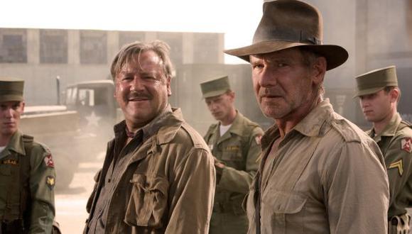 """Harrison Ford y Spielberg podrían unirse para """"Indiana Jones 5"""""""