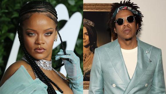 Rihanna y Jay-Z donan 1 millón de dólares cada uno para combatir la COVID-19. (Foto: AFP/Instagram)