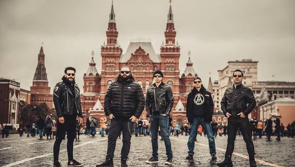 Contracorriente: El hard rock peruano clasifica en Rusia