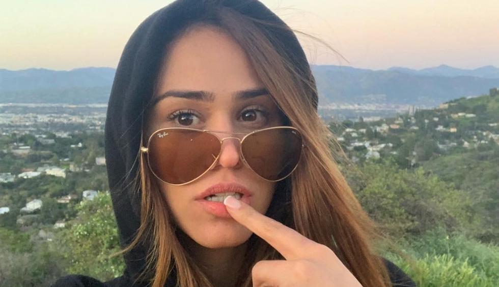 La presentadora Yanet García subió un 'post' que recibió miles de 'likes'. (@iamyanetgarcia)