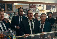 """""""The Irishman"""": 13 millones de estadounidenses vieron la película de Scorsese en sus primero cinco días en Netflix"""