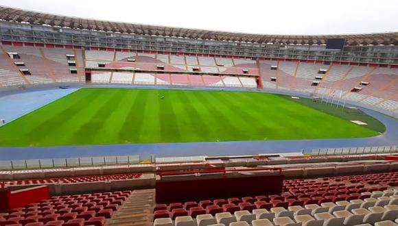 IPD aseguró que el Estadio Nacional se encuentra apto para albergar los partidos de la Liga 1 | Foto: IPD