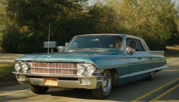El Cadillac DeVille de 1962 se convirtió en una de las estrellas de la película norteamericana. (Foto: Universal).