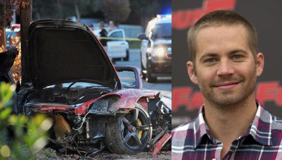 Paul Walker: hija denuncia a Porsche por trágico accidente