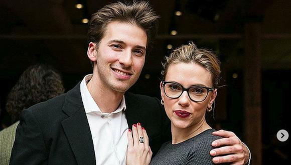 Hunter y Scarlett Johansson son mellizos y nacieron el 22 de noviembre de 1984 en Nueva York (Foto:AFP)