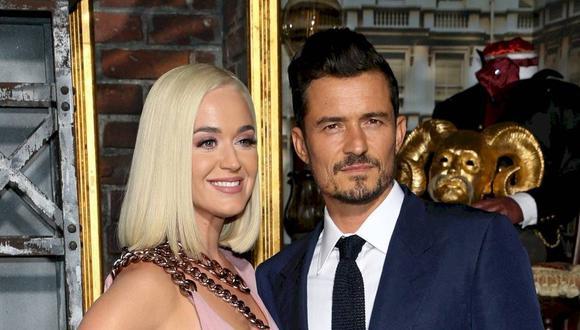 Katy Perry y Orlando están comprometidos y ahora formarán una hermosa familia con su recién nacida. (Foto: Getty Images)