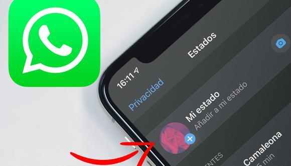 ¿Te han bloqueado? Conoce por qué no ves los estados de tus amigos de WhatsApp. (Foto: MAG)