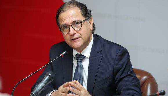Francisco Ísmodes, ministro de Energía y Minas. (Foto: EFE)