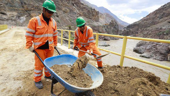 La reconstrucción con cambios registra un avance de 24% del costo total. (Foto: GEC)