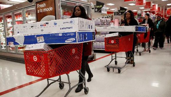Black Friday: consumidores prefieren hacer compras online
