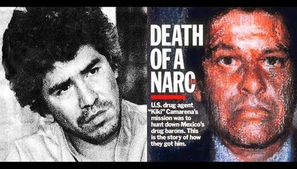 Frenan extradición de narco Rafael Caro Quintero, responsable de la muerte del agente de la DEA, Enrique Camarena. (Captura)