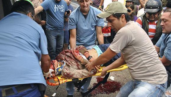 Policía mata a estudiante de 14 años en protesta contra Maduro