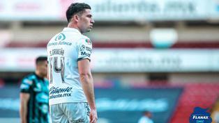 Santiago Ormeño anotó el gol del triunfo para el Puebla en la fecha 9 del Clausura 2021