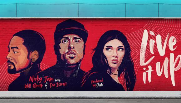 Will Smith, Nicky Jam y Era Istrefi son los responsables de la canción oficial del mundial Rusia 2018. (Foto: Captura de pantalla/ YouTube)