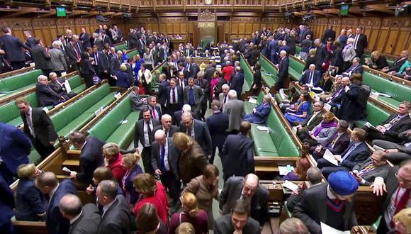 Brexit: Parlamento británico vota sobre el futuro de la salida de Reino Unido de la Unión Europea. (Reuters)