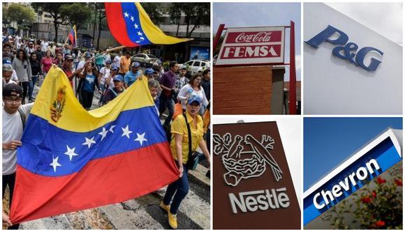 Conoce en esta nota algunas de las firmas que todavía operan en Venezuela, pese a la paralización de algunas plantas de producción ante la crisis económica.