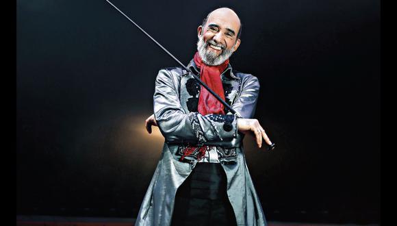 Fernando Zevallos, fundador y director artístico de La Tarumba. [Foto: difusión]