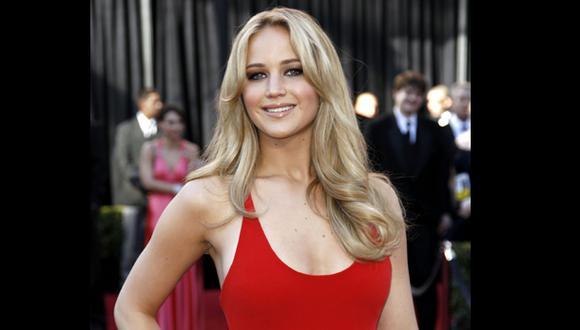Jennifer Lawrence fue elegida como la mujer más sexy del 2014