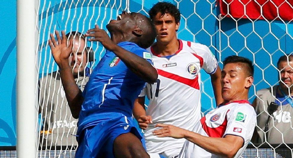 Italia vs. Costa Rica: las mejores postales a ras de campo - 21