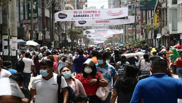 La cantidad de casos confirmados de coronavirus aumentó en las últimas horas, informó el Minsa. (Foto: Jesús Saucedo/GEC)