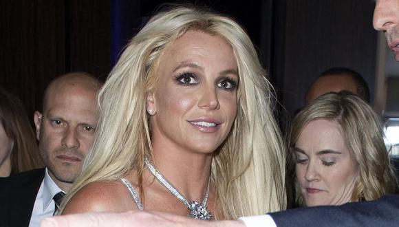 Britney Spears lucha por su libertad. (Foto: AFP)