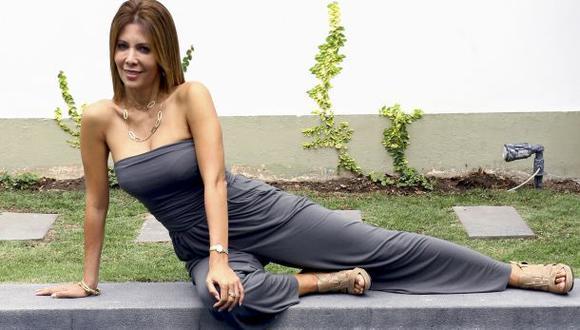 """Maria Teresa Braschi: """"Mi novio sí es mi príncipe azul"""""""