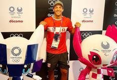 """Tokio 2020: Álvaro Torres y el """"honor de ser el primer peruano"""" en competir en estos Juegos Olímpicos"""