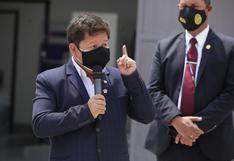 Congreso: presentan moción para invitar a Guido Bellido a explicar amenazas de expropiar el gas de Camisea