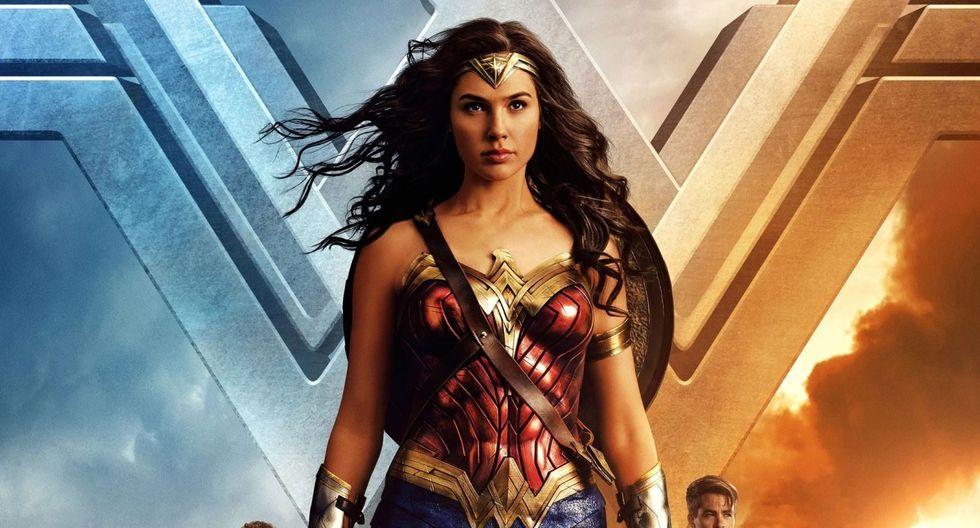 """Liberan primer teaser de """"Wonder Woman 1984"""". (Foto: WB)"""