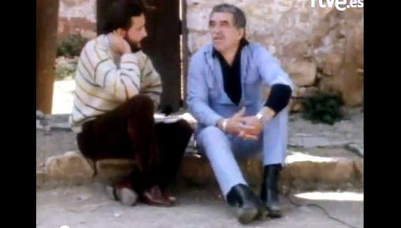 García Márquez: cuatro entrevistas con el Nobel que debes ver