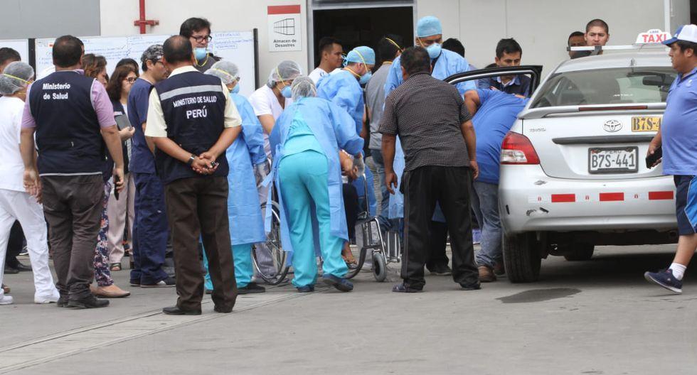 Brasil envía donación de piel humana para ayudar a víctimas de Villa El Salvador. (Foto: GEC).