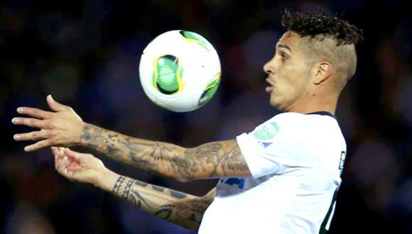 Con Paolo Guerrero, Corinthians derrotó 2-1 a Portuguesa