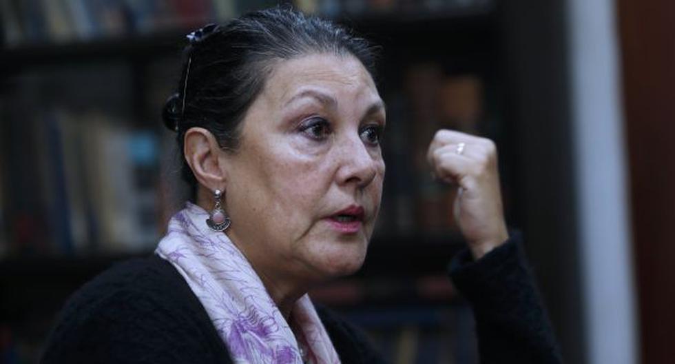 """Para Fabiola León-Velarde, decir que """"la ciencia peruana es prácticamente inexistente"""" es no reconocer el esfuerzo de los investigadores. (Perú21)"""