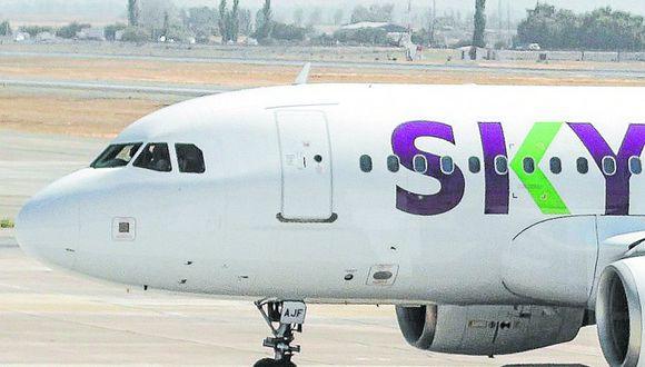 De un total de 21 nuevos aviones adquiridos por la aerolínea de bajo costo (a través de la modalidad de leasing), recibirá hoy cuatro de su flota A320neo, Dos permanecerán para la operación en Chile y dos llegarán al Perú.