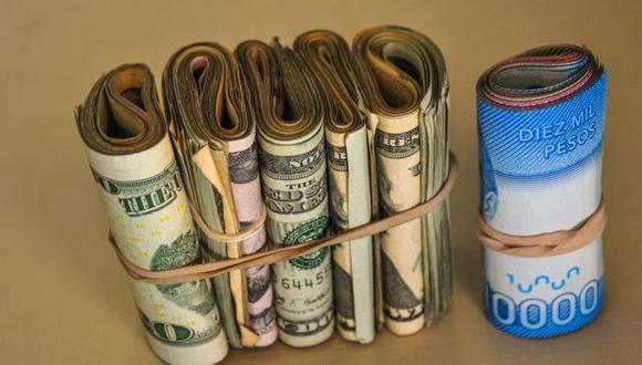 """Los préstamos """"gota a gota"""" también se conocen como """"préstamos express"""" o """"prestadiario"""". (THINKSTOCK vía BBC)"""