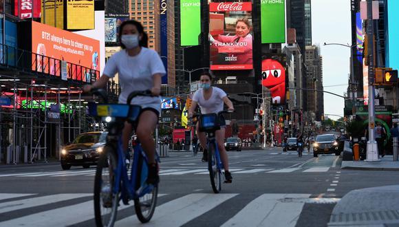 Coronavirus en New York | Ultimas noticias | Último minuto: reporte de infectados y muertos viernes 29 de mayo del 2020 | (Foto: Angela Weiss / AFP).